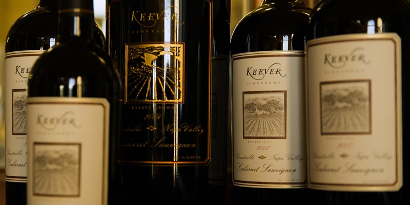 Join the Connoisseur Wine Club at Keever Vineyards